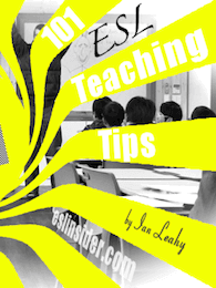 101 ESL teaching tips