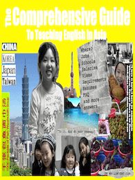 Guide to teach in Asia